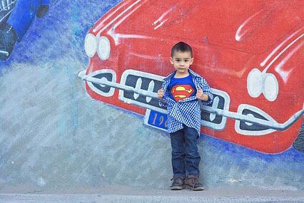 Superman - emocionalmente fuerte